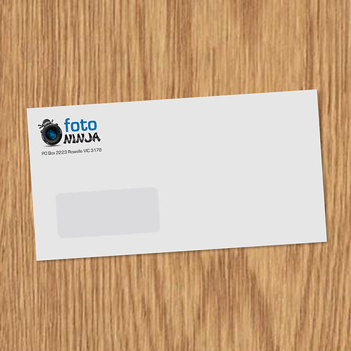 Envelopes: DL & DLX
