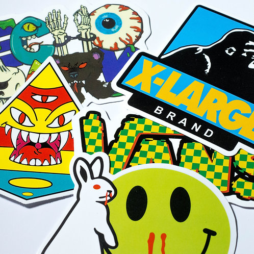 Various Sticker Set #14