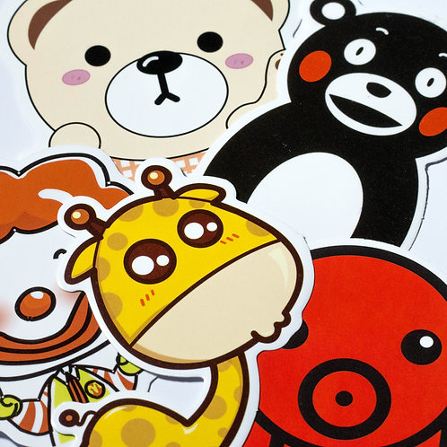 Various Sticker Set #15