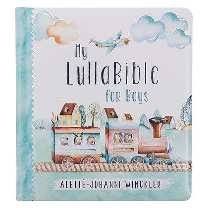 My LullaBible for Boys Bible Storybook