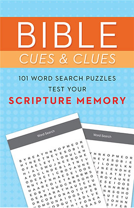 101 Word Search Puzzles Test Your Scrpture Memory