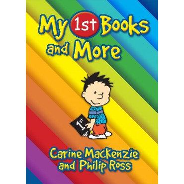 My First Books and More Hardback by Carine MacKenzie