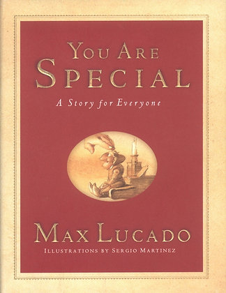 You are Special Hardback A Story for Everyone by Max Lucado