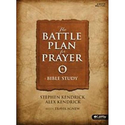 BATTLE PLAN FOR PRAYER DVD SET CHAPMAN, GARY D.