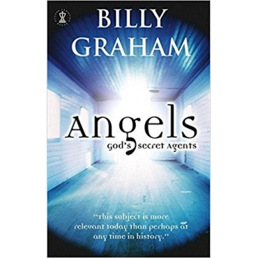 Angels Paperback By Billy Graham