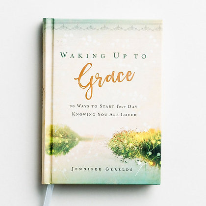 Devotional Book; Waking Up To Grace