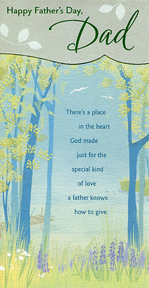 Father's Day Greeting Card ( Fathers day )
