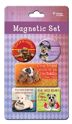 Magnetic Set: Pets