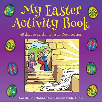 MY EASTER ACTIVITY BOOK MACKENZIE, CATHERINE; SHAW, KI