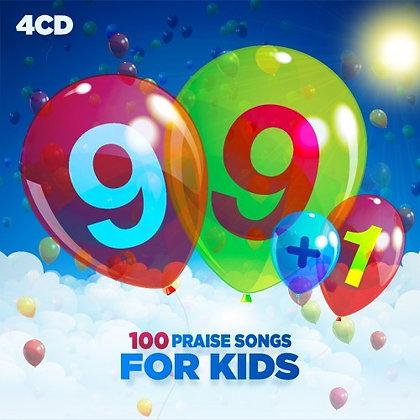 99+1 PRAISE SONGS FOR CHILDREN