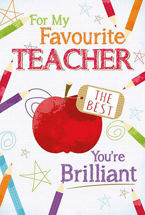 To My Favourite Teacher