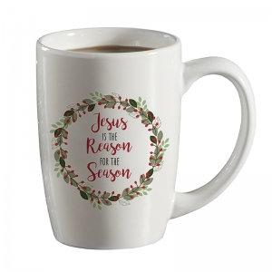 Jesus Is The Reason For The Season Mug