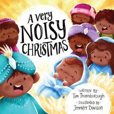 A Very Noisy Christmas Paperback by Tim Thornborough