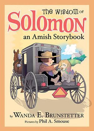 The Wisdom Of Solomon PB  Phil A. Smouse