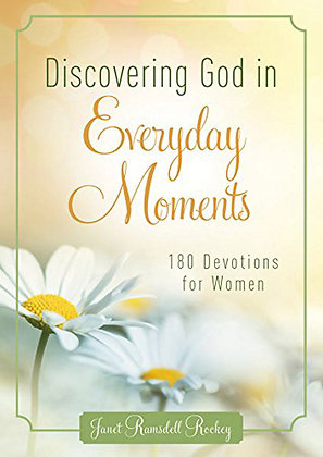 Discovering God In Everyday Moments Paperback Ramsdell
