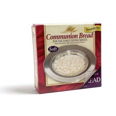 Soft Communion Bread Box Of 500