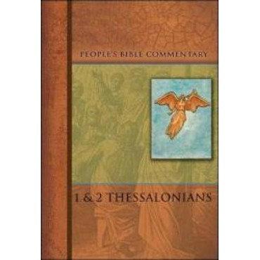 1 & 2 THESSALONIANS PEOPLE'S BIBLE COMMENTARYKUSKE, DAVID