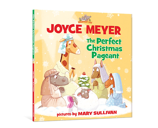 The Perfect Christmas Pregeant By Joyce Mayer