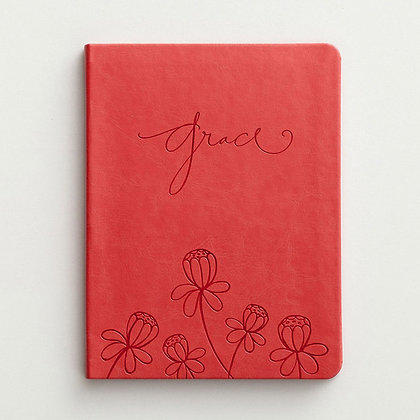 Journal; Grace Softcover