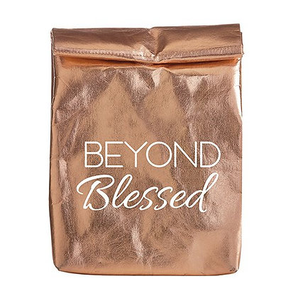 Beyond Blessed Lunch Bag
