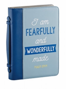 Fearfully and Wonderfully Made Bible Cover