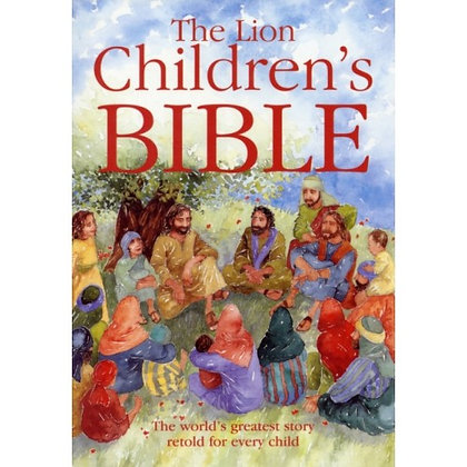 LION CHILDREN'S BIBLE, THE ALEXANDER, PAT