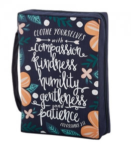 Compassion, Kindness, Humility Bible Cover