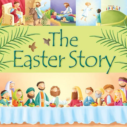 EASTER STORY, THE DAVID, JULIET; ELLIS, ELINA