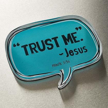 Bubble Magnet: Mark 5:36