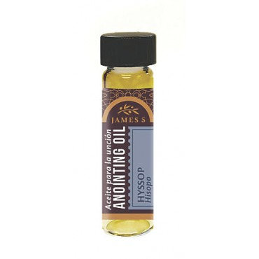 Anointing Oil Hyssop 1/4OZ