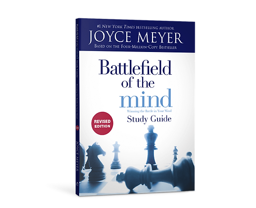 Battlefield Of The Mind Study Guide- Updated Edition