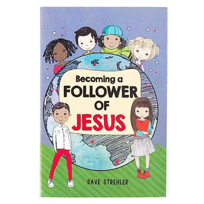 Becoming a Follower of Jesus SoftcoverLeather