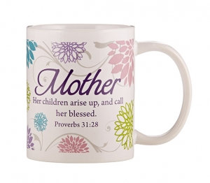 Mother Her Children Arise Up And Call Her Blessed Pack Of Mug