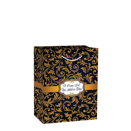 O Come Lets Adore Him Medium Gift Bag
