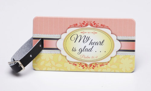 Joy In The Journey Luggage Tag ( Mothers day )