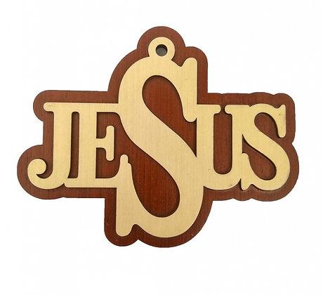 WALL PLAQUE - JESUS PLAQUE