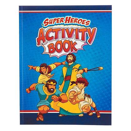 Super Hero's Activity BookPaperback byJoe Goode