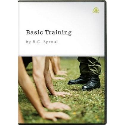 Basic Training DVD Sproul R. C.