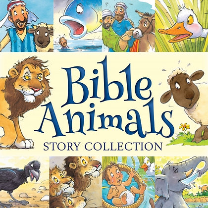Bible Animals Story Collection Juliet David, Steve Smallman, Steve Smallman