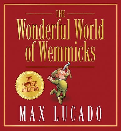 The Wonderful World of Wemmicks Hardback by Max Lucado