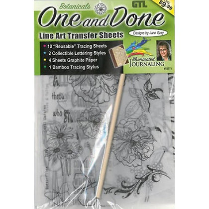 One & Done Bible Journal line
