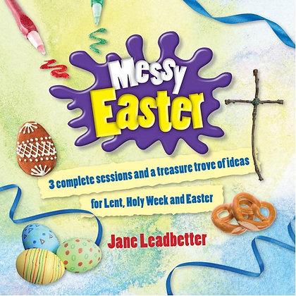 MESSY EASTER LEADBETTER, JANE