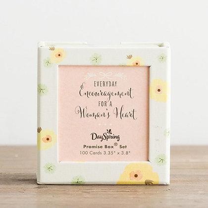 Promise Box: Day Encouragement