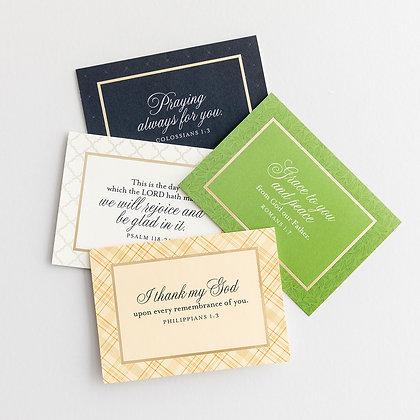 Card Organiser: Beauty Of His Word