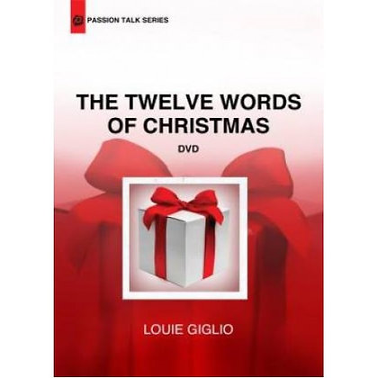12 WORDS OF CHRISTMAS DVD GIGLIO, LOUIE