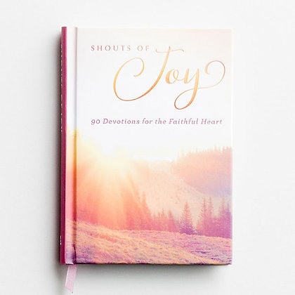 Shouts of Joy - Devotional Gift Book