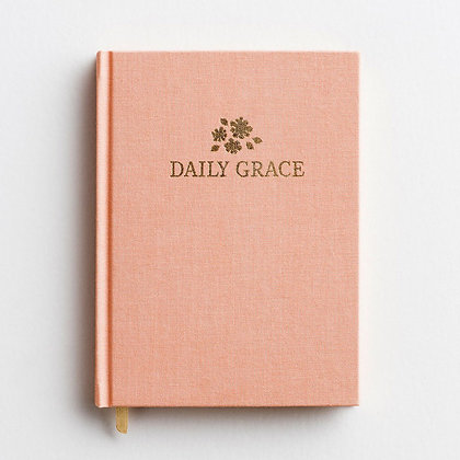 Journal: Daily Grace