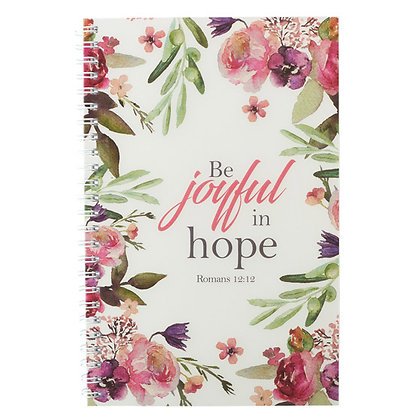 Be Joyful In Hope Wiro Notebook