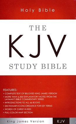 Study Bible PB  Barbour Publishing