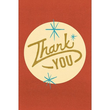THANK YOU (PACK OF 25)